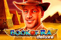 Book Of Ra Deluxe в казино Супер Слотс
