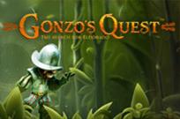 Игровой автомат с бонусами Gonzo's Quest