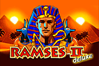 Игровой автомат с бонусами Ramses II Deluxe