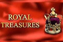 Игровой автомат с бонусами Royal Treasures