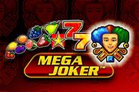 Mega Joker в казино Супер Слотс